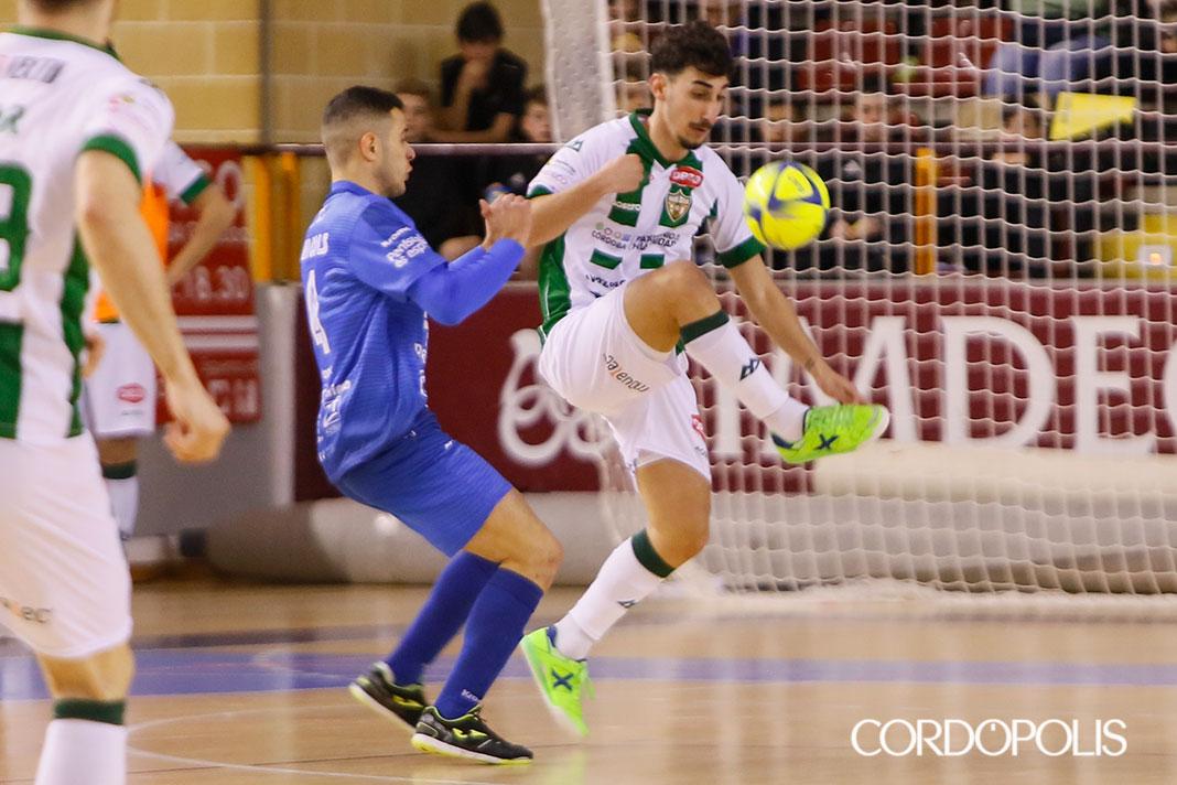 Daniel Fernández Córdoba Futsal Davicor España