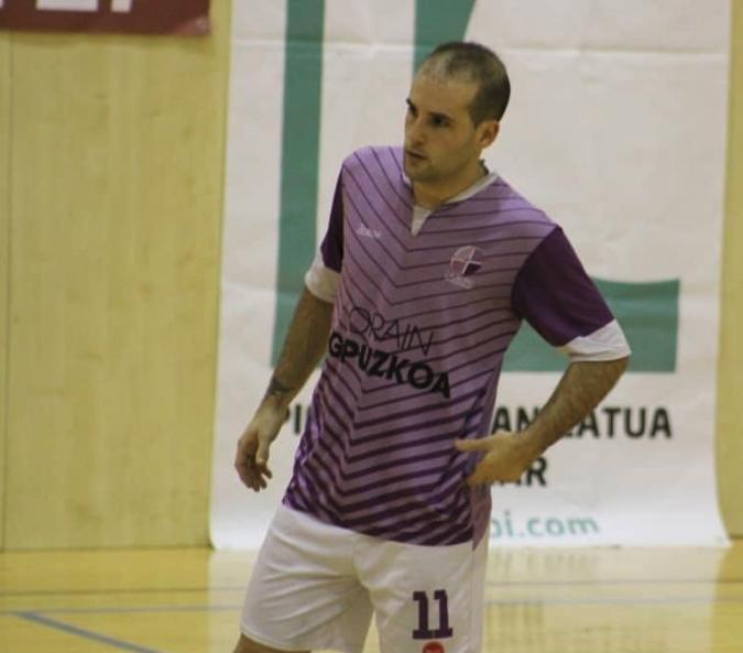 Javi Saldise Sportcesbe Tafa FS