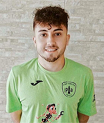 Daniel Loinaz Futsal Pia Sportcesbe